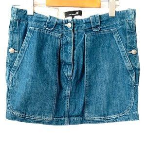 Isabel Marant Denim Mini Skirt